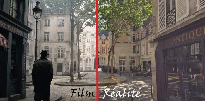 Cinq lieux parisiens à visiter en lien avec Les Crimes de Grindelwald