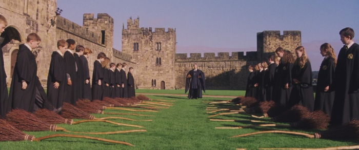 Potterheads, enfourchez vos balais pour battre un record du monde !