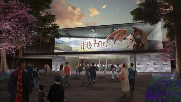 Un second Studio Tour Harry Potter ouvrira au Japon