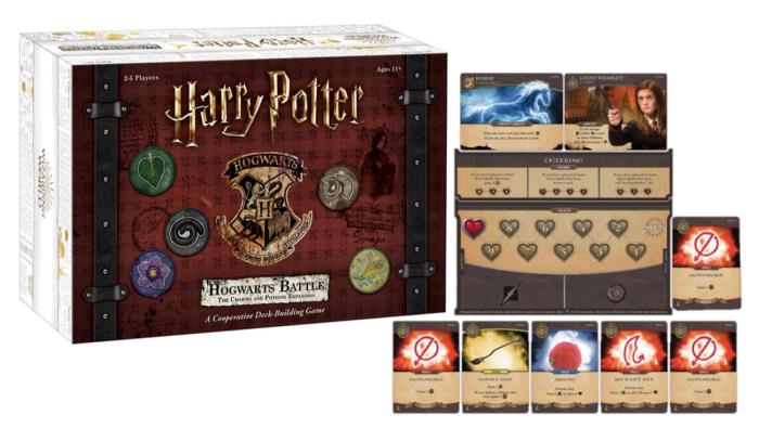 Extension du jeu Hogwarts Battle : Potions et Sortilèges