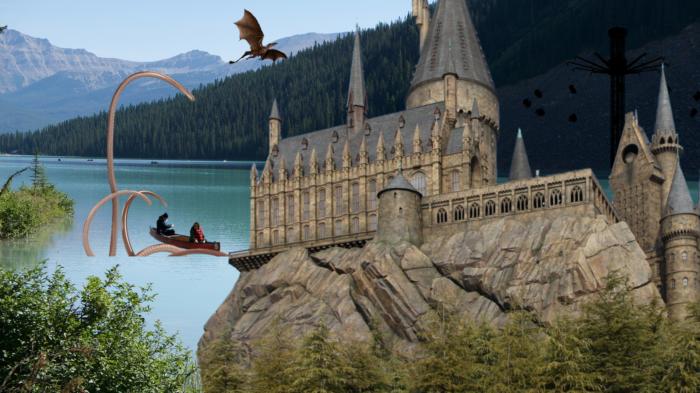 Parc-au-Lard, le parc d'attractions magique en Écosse : bilan d'une réussite