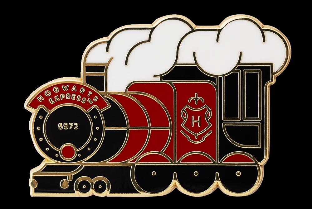 Pins poudlard Express, exclusif au Wizarding World Fan club