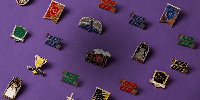Nouvelle collection de pins officielle Wizarding World !