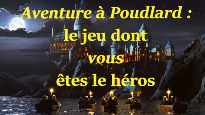 «Aventure à Poudlard», un jeu interactif inédit par la Gazette !
