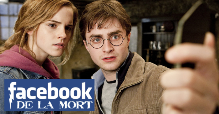 Harry Potter et le Facebook de la Mort