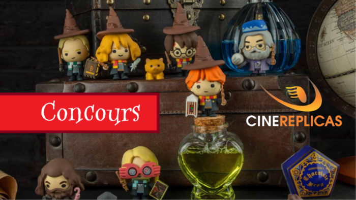 CONCOURS – Gagnez des figurines Gomee par Cinereplicas !