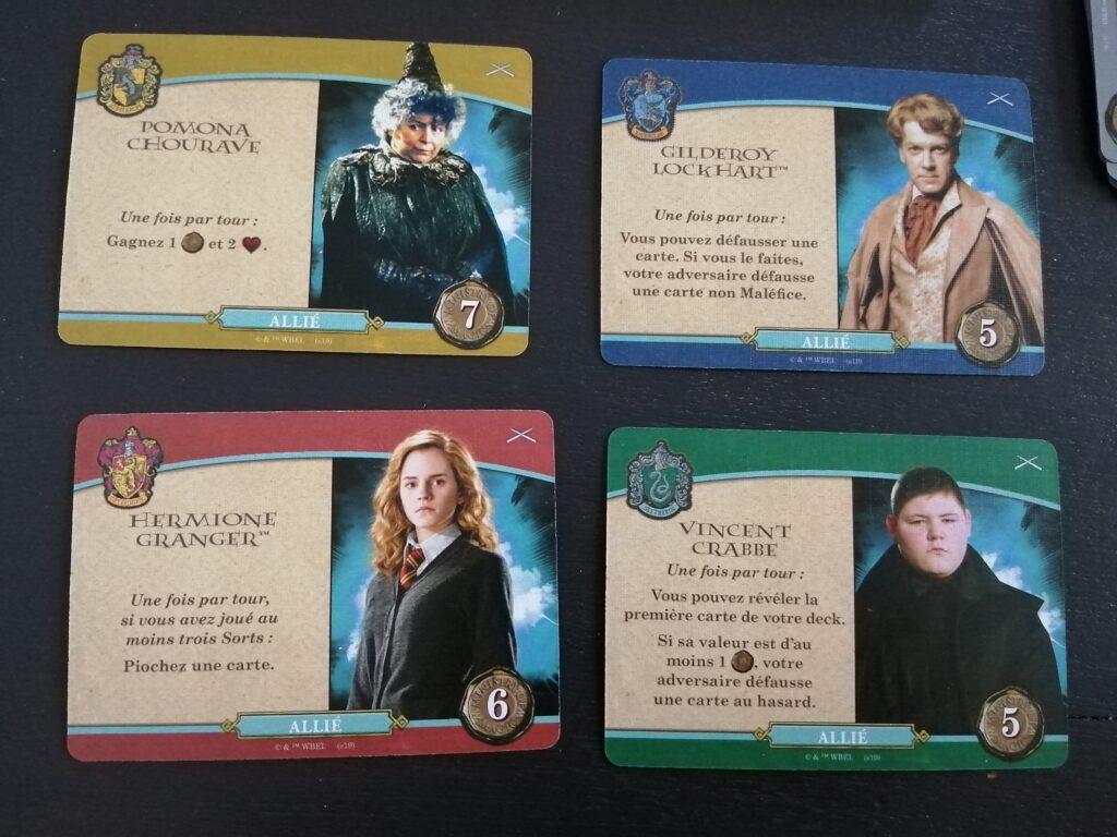 arry-Potter-Hogwarts-battle-alliés-maison