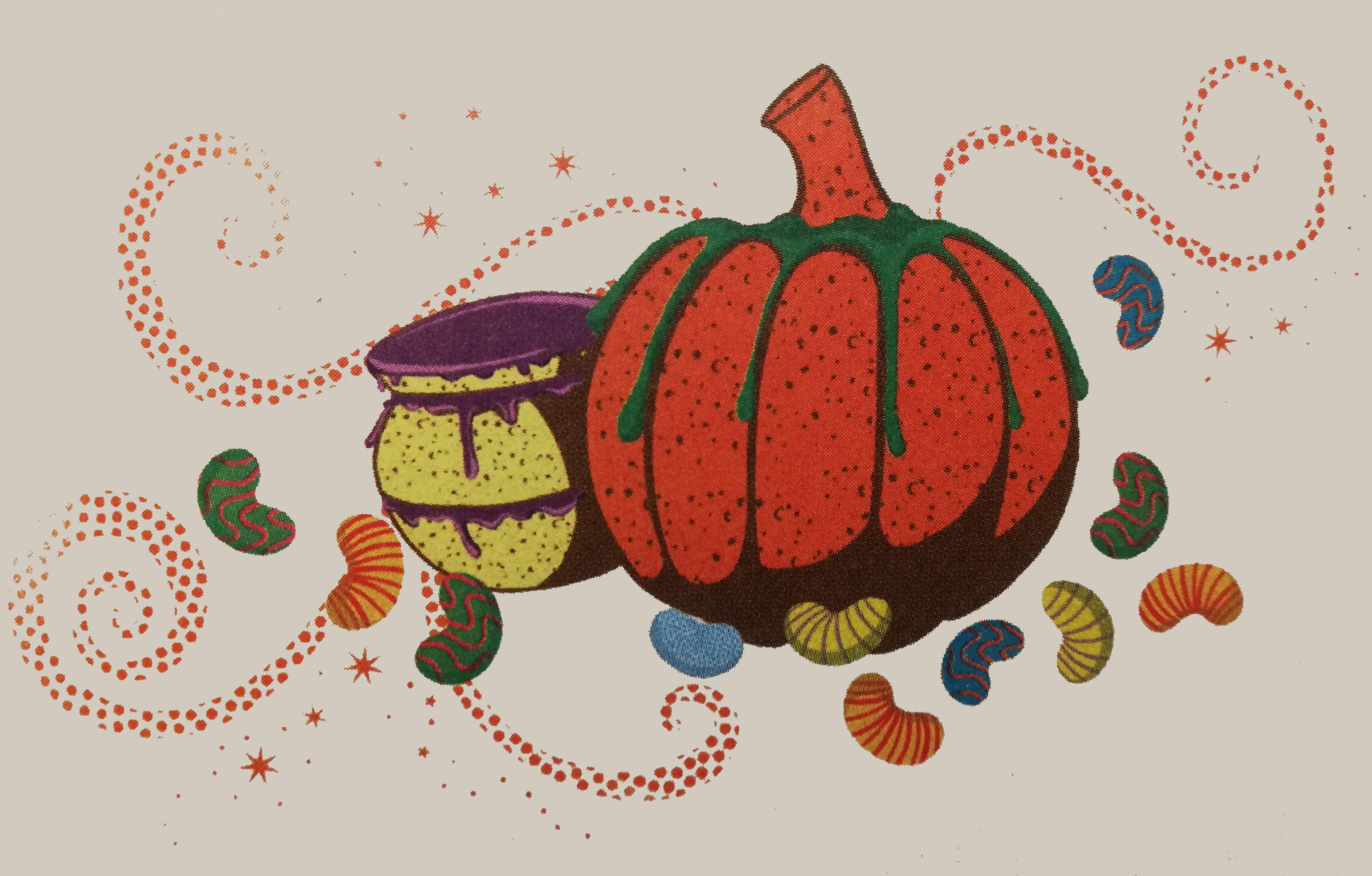 patacitrouilles Harry Potter à l'école des sorciers minalima illustrations