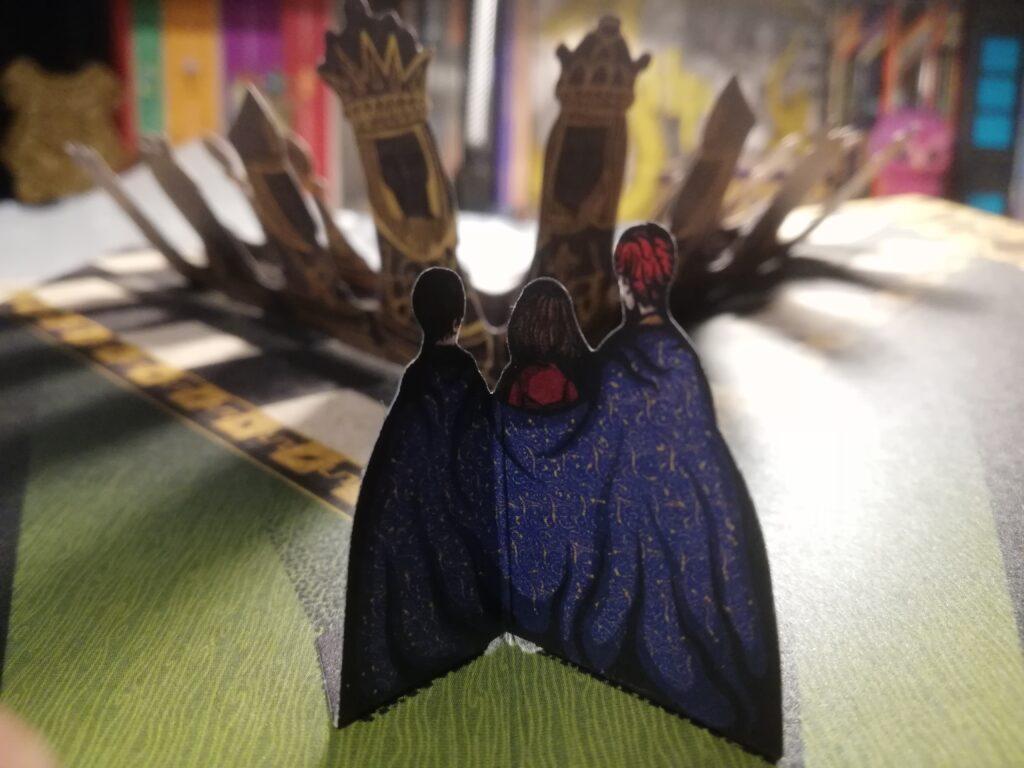 échecs sorciers Harry Potter à l'école des sorciers minalima illustrations