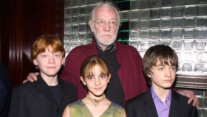 Richard Harris ne veut pas qu'on se souvienne de lui pour Harry Potter