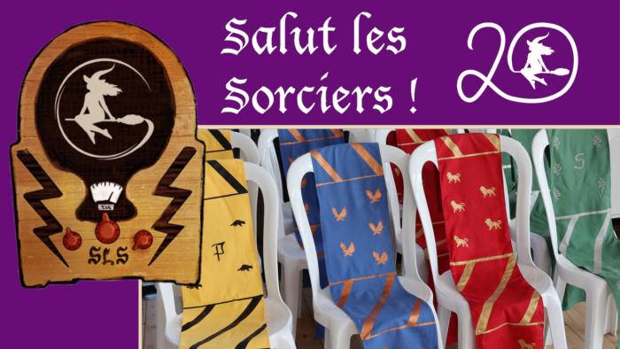 «Salut les Sorciers !» – Épisode 18 – Retour sur les 20 balais de la Gazette