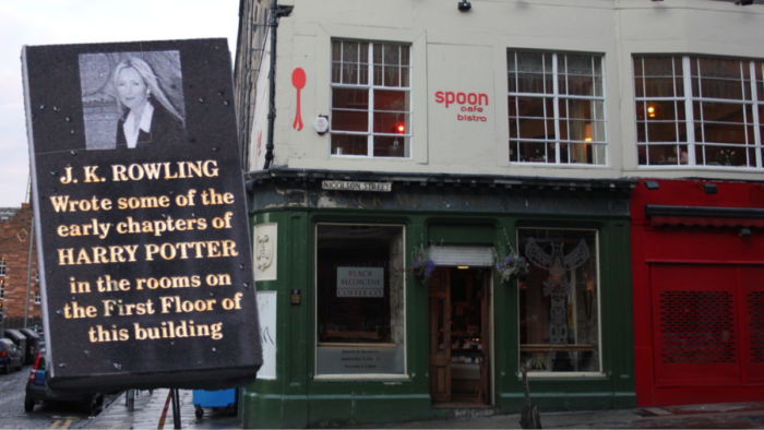 Le café où J.K. Rowling a écrit Harry Potter ferme définitivement