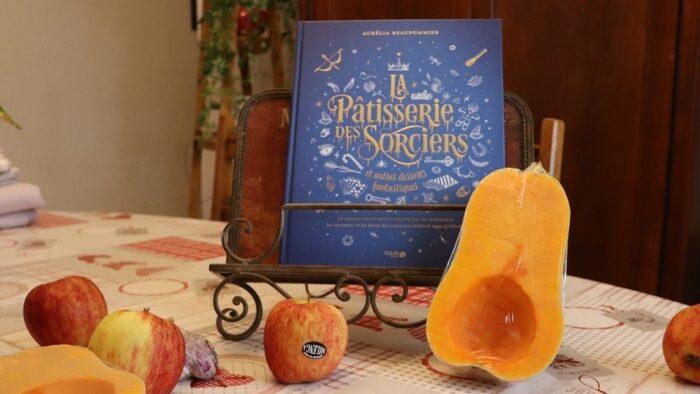 La Pâtisserie des sorciers, un livre qui saura plaire aux cuisiniers … et aux gourmands