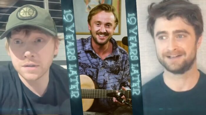 Tom Felton Home Party : les anecdotes des acteurs de Harry Potter