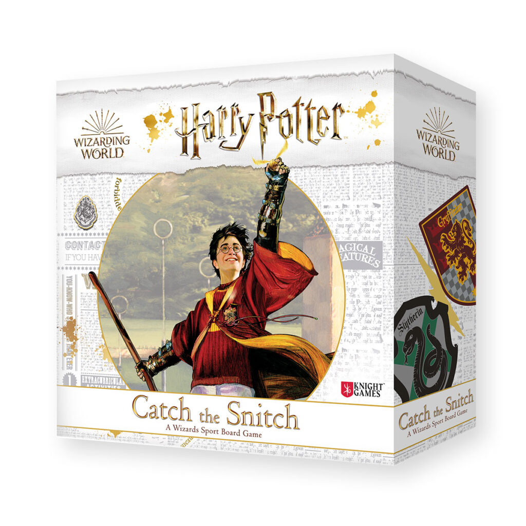 Jeu de figurines quidditch - Boite de base
