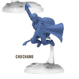 Jeu de figurines quidditch - Cho Chang