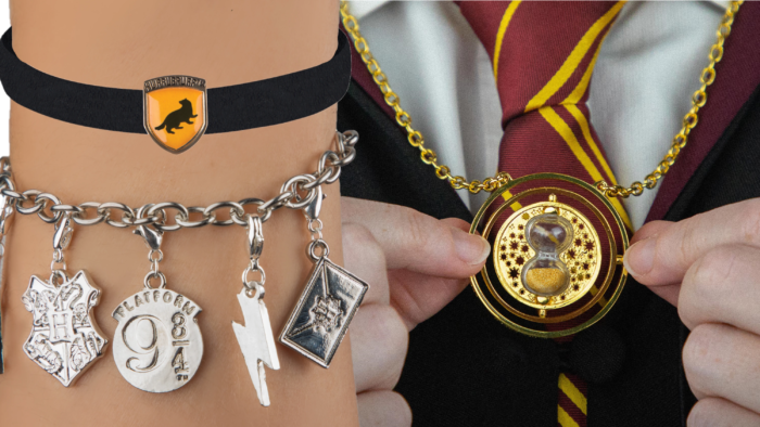 Cinereplicas lance une nouvelle collection de bijoux Harry Potter