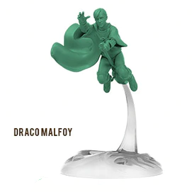 Jeu de figurines quidditch - Draco Malefoy