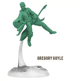 Jeu de figurines quidditch - Gregory Goyle
