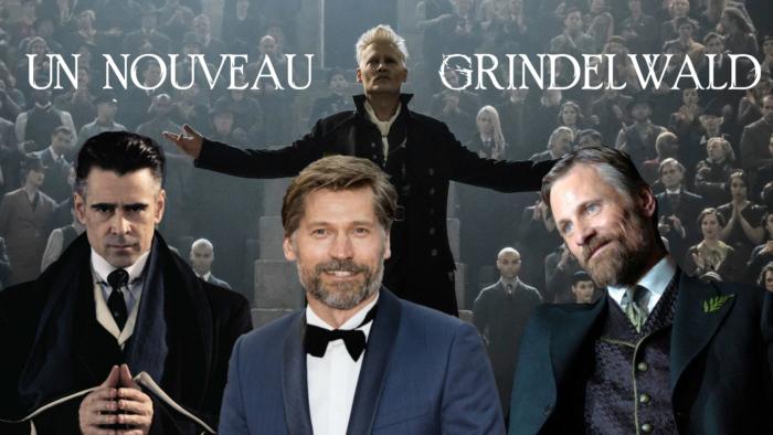 Qui pourra remplacer Johnny Depp et incarner Grindelwald ?