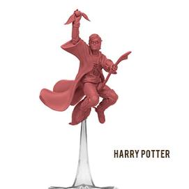 Jeu de figurines quidditch - Harry Potter