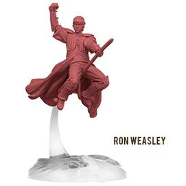Jeu de figurines quidditch - Ron Weasley