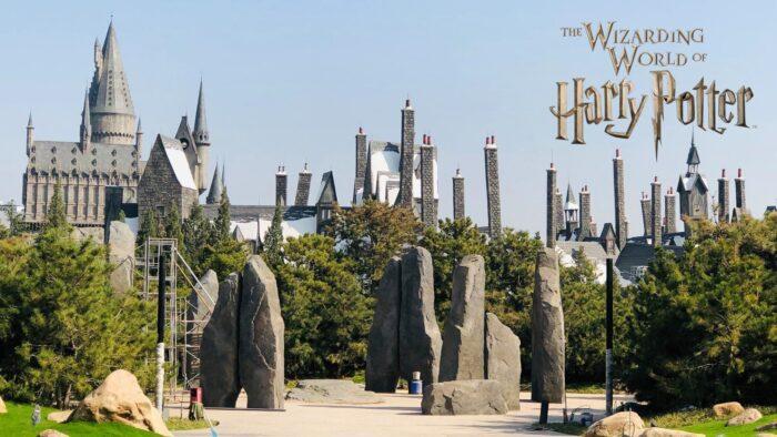 Le land Harry Potter s'ajoute officiellement au Parc Universal de Pékin