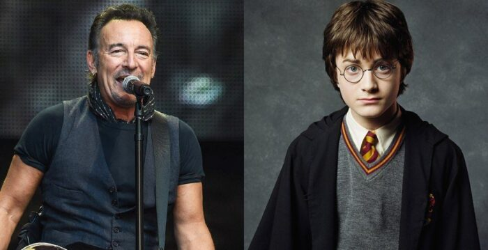 Ecoutez la chanson «I'll stand by you always» de Bruce Springsteen pour Harry Potter à l'école des sorciers !