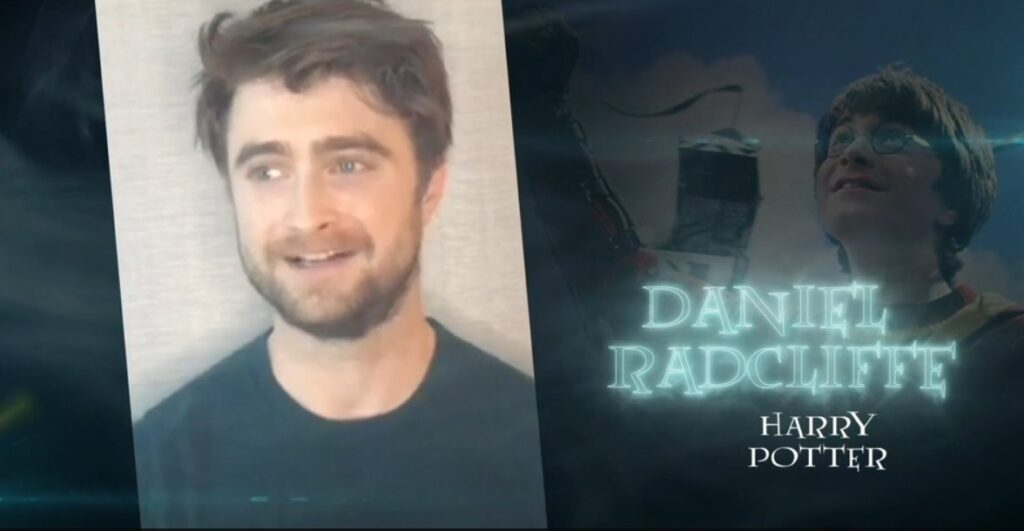 Daniel Radcliffe Tom Felton Home Party