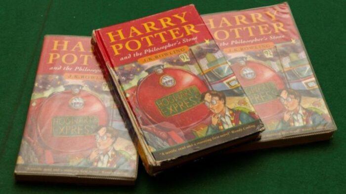 Une bibliothèque réclame une première édition rarissime de Harry Potter adjugée à 60.000€