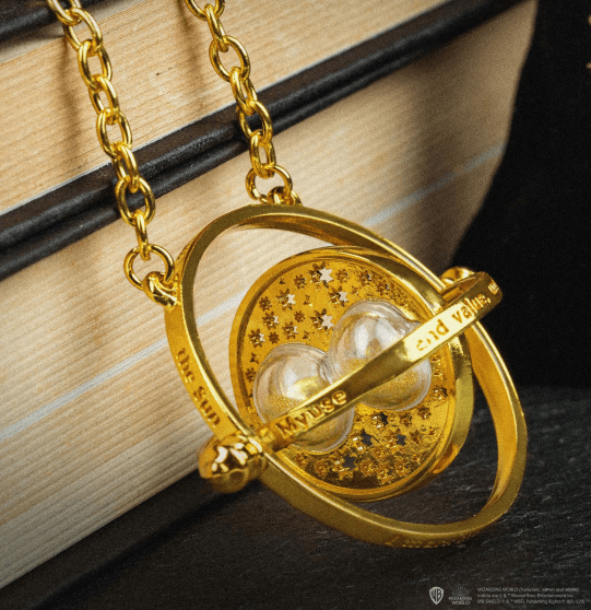 collier retourneur de temps cinereplicas Harry Potter