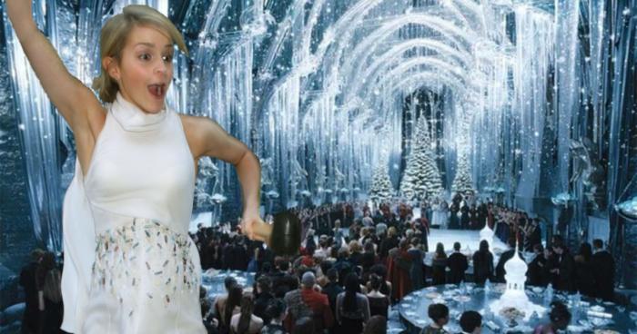Flashback : les soirées de gala pour Harry Potter 4 et 5