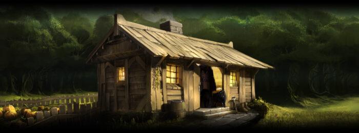 La symbolique des cabanes dans Harry Potter