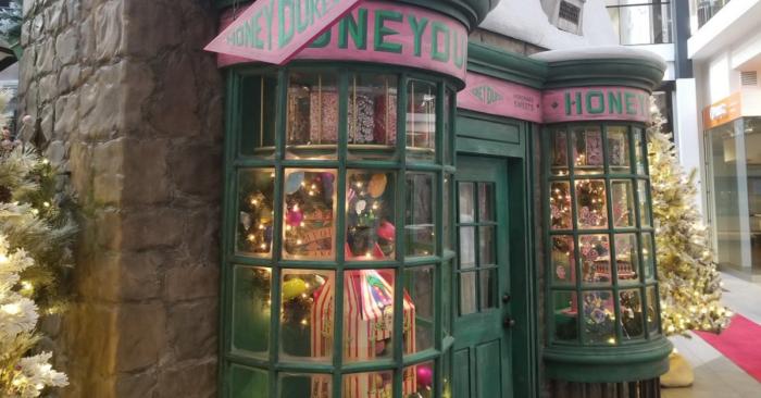 Compte-rendu : les magasins de Noël Harry Potter à Bangkok