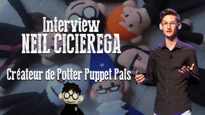 Exclusif : interview de Neil Cicierega, créateur des Potter Puppet Pals