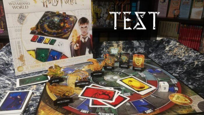 Jouez au jeu «Harry Potter : le tournoi des Trois Sorciers»
