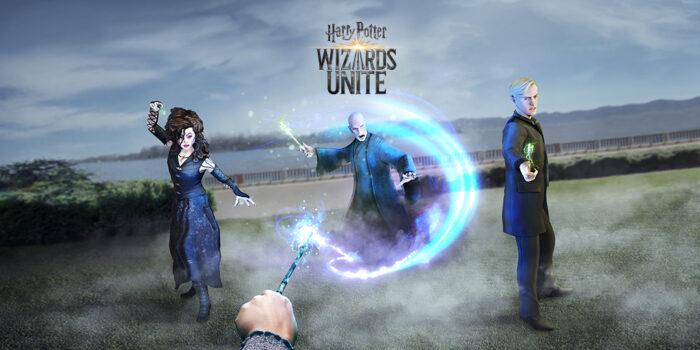 Harry Potter Wizards Unite : Mise à jour avec des duels contre les «adversaires»