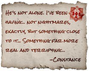 Wizard Unite Note de Constance
