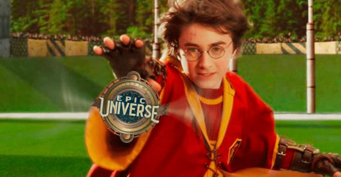 Epic Universe : une attraction interactive sur balais ?