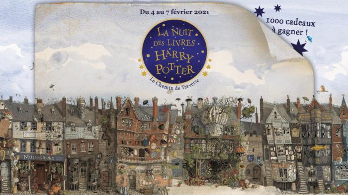 Nuit des livres Harry Potter 2021 – le quiz officiel en ligne !