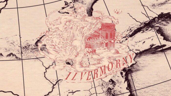 Le quiz de répartition d'Ilvermorny supprimé de WizardingWorld.com