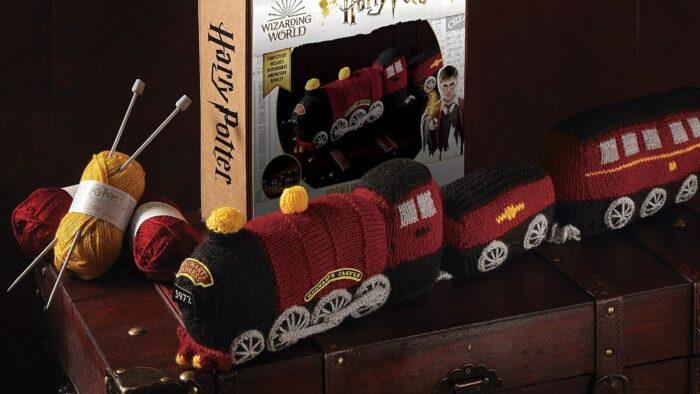Tricotez-vous un Poudlard Express !