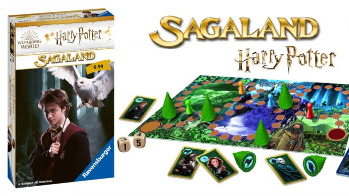 Sagaland Harry Potter – la forêt interdite devient un mini-jeu