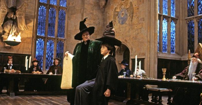 Voir la répartition à Poudlard autrement – Hermione, Neville et Pettigrow