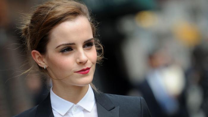 Emma Watson – sa carrière d'actrice se poursuit