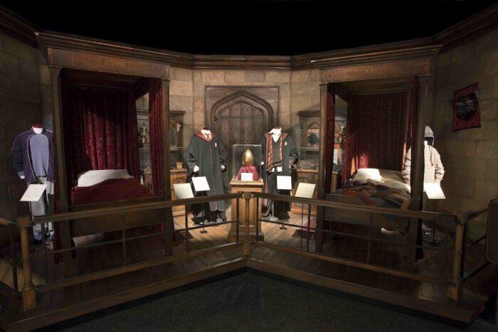 Inauguration de l'exposition Harry Potter : Rencontre avec MinaLima
