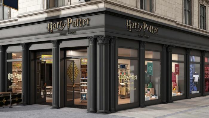 Warner Bros. ouvre une nouvelle boutique Harry Potter officielle en ligne !