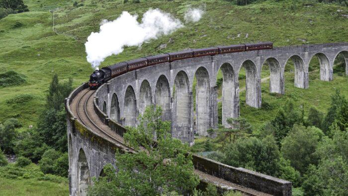 Les lieux de tournage d'Harry Potter dans le Top 10 des destinations rendues célèbres par le cinéma