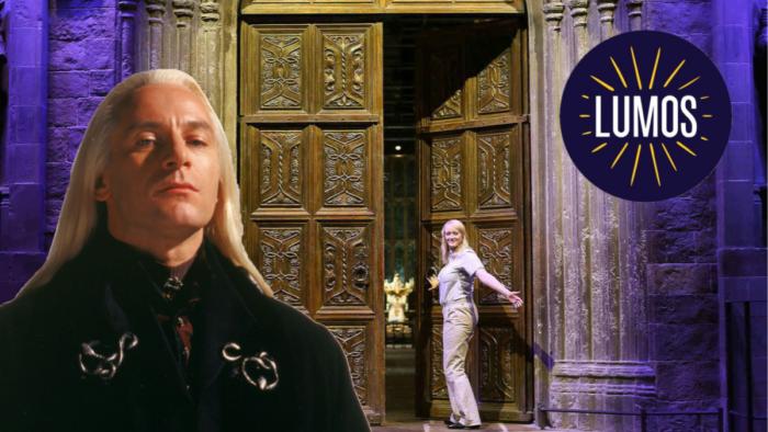 LUMOS – nouvelle campagne avec des contreparties Harry Potter