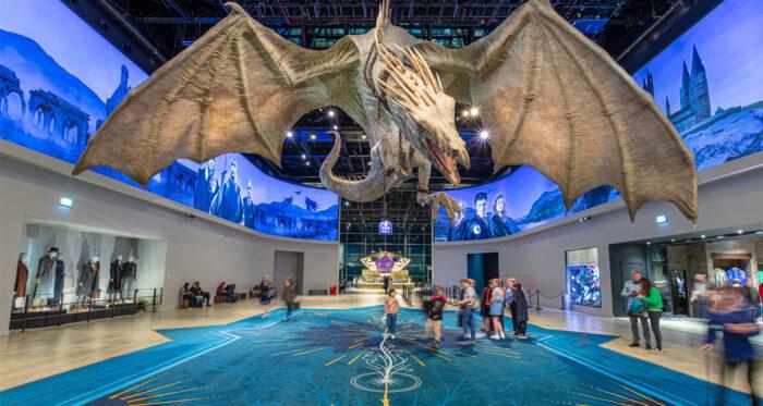 Les premiers détails du Harry Potter Studio Tour Tokyo